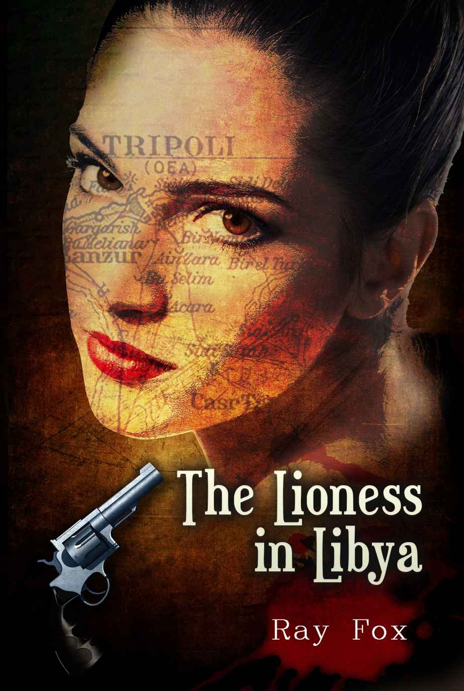 The Lioness in Libya